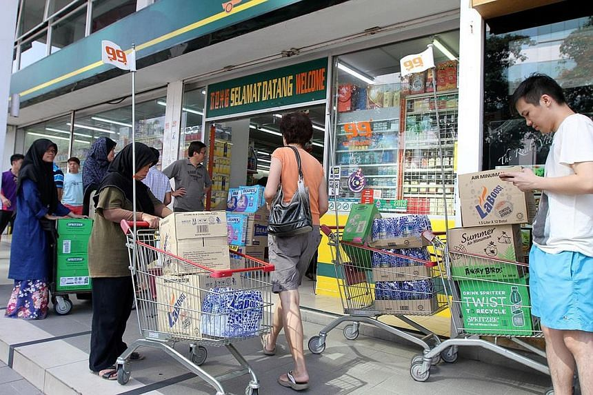 Malaysia may draft new laws to allay Muslims' worries over their goods mixing with non-halal items.