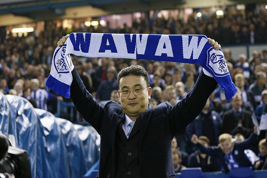 Sheffield Wednesday's Thai owner Dejphon Chansiri is one of the many East Asian tycoons who are purchasing European football clubs. He took over the English second division club earlier this year.