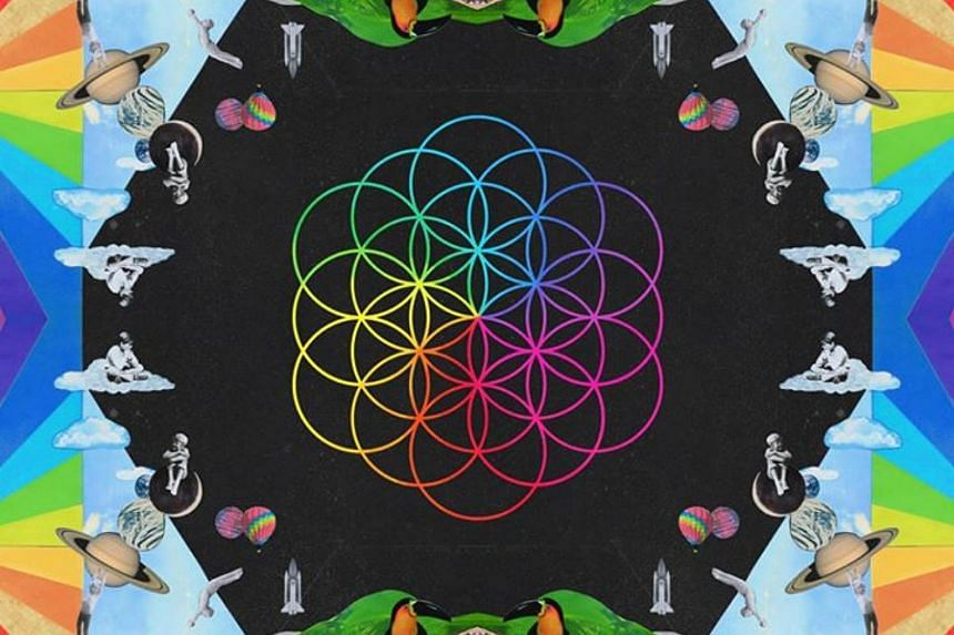 British pop-rock giants Coldplay announced last Friday that their seventh album, A Head Full Of Dreams, will be released on Dec 4.