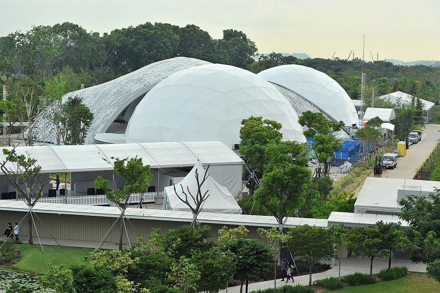 The Future Of Us, a free exhibition at Gardens by the Bay that begins next month, will cap the SG50 celebrations.