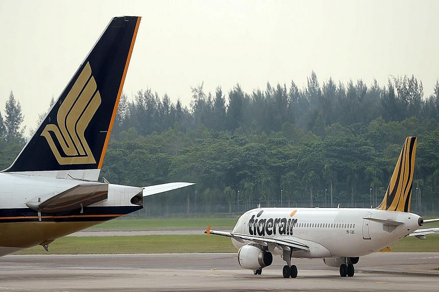Singapore Airlines, which has a 55 per cent stake in Tigerair, has offered 41 cents a share to take over the company. The IPO launch price in 2010 was $1.50.