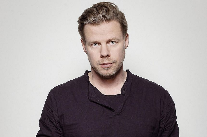 Ferry Corsten will be manning the decks at a four-day dance music festival on a cruise liner.