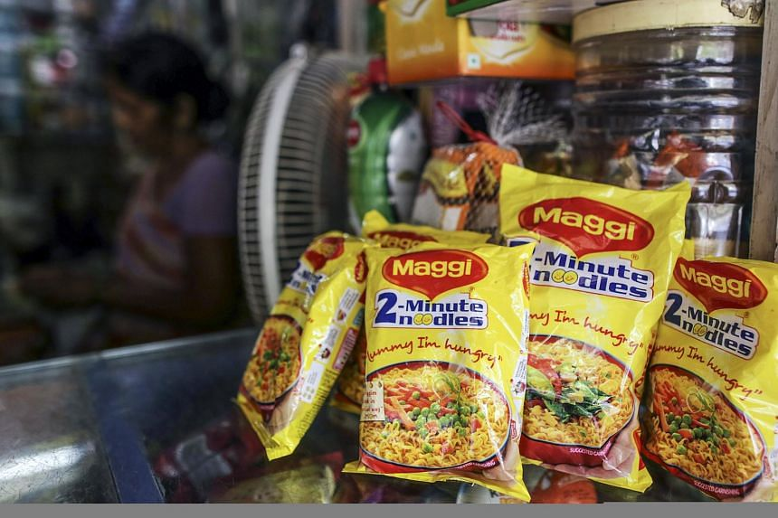 Nestle has started selling its popular Maggi noodles in India again on Nov 9, 2015. Last month, Nestle said the laboratory tests had found that Maggi noodles were safe to eat.