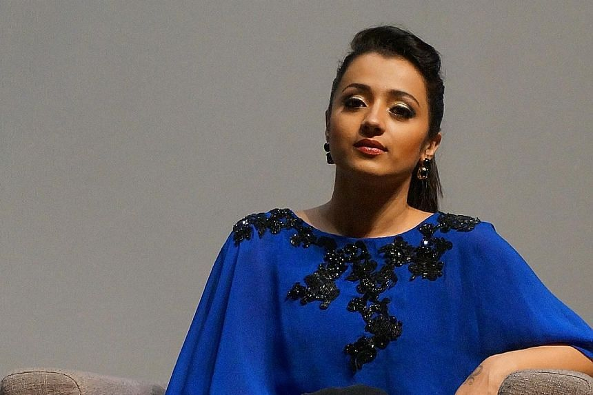 Trisha Krishnan hopes to act in a period drama.