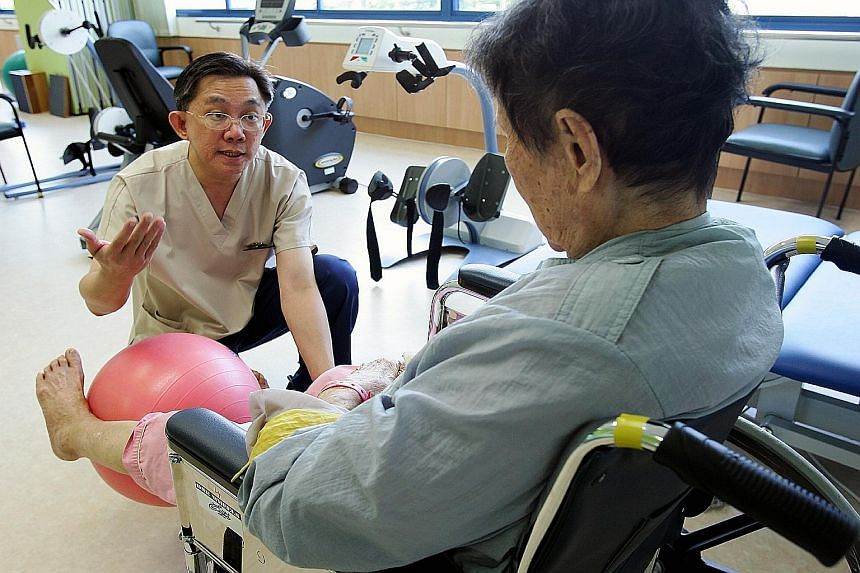 Cancer patients may get help with exercises to reduce pain and improve their mobility.