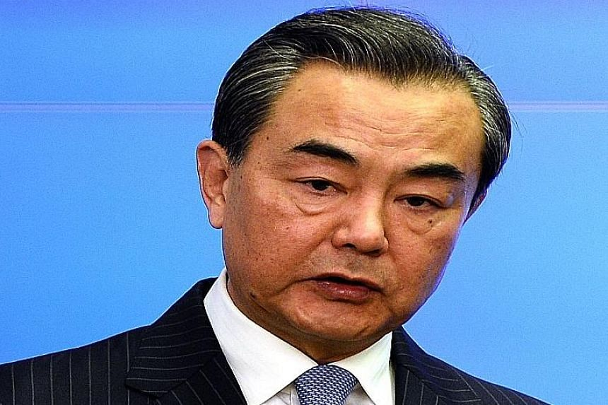 Chinese Foreign Minister Wang Yi's visit raises hopes of a thaw in Sino-Philippine ties that have been strained by territorial rows.