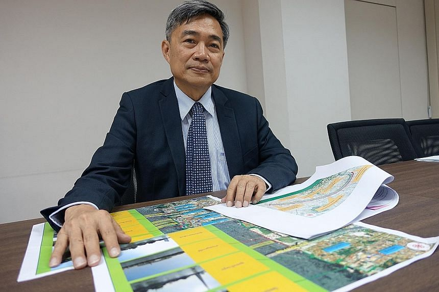 """WINNING POPULAR SUPPORT: """"I think we can win people's hearts. This is a project for everybody."""" - DR PATARUT DARDARANANDA, director-general of BangkokMetropolitan Administration's public works department"""