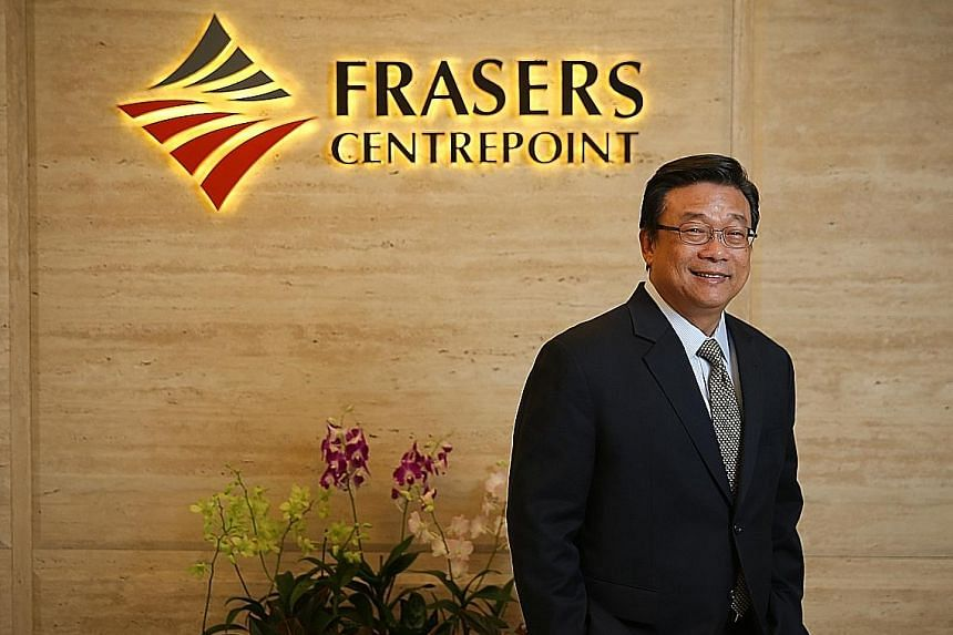 """Frasers Centrepoint Limited chief executive Lim Ee Seng said the deal with the TCC Group is ideal: """"We can capitalise on (TCC Group's) connections and ability to execute projects in Thailand; at the same time, they like our corporate governance and m"""