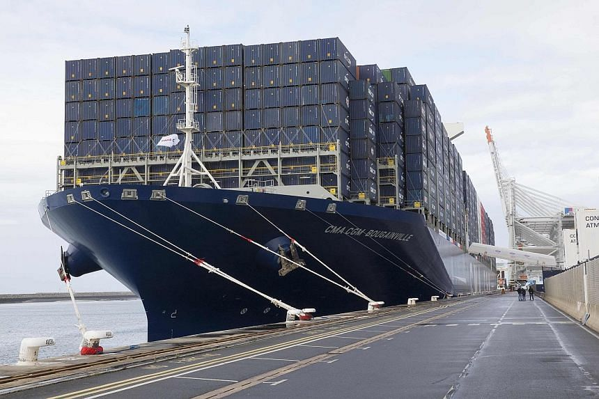 """A spokesman for CMA CGM, the third-biggest container shipping firm globally, confirmed that talks for the potential acquisition of NOL are under way, but added that """"given the early stage of those discussions, there is no certainty that a transaction"""