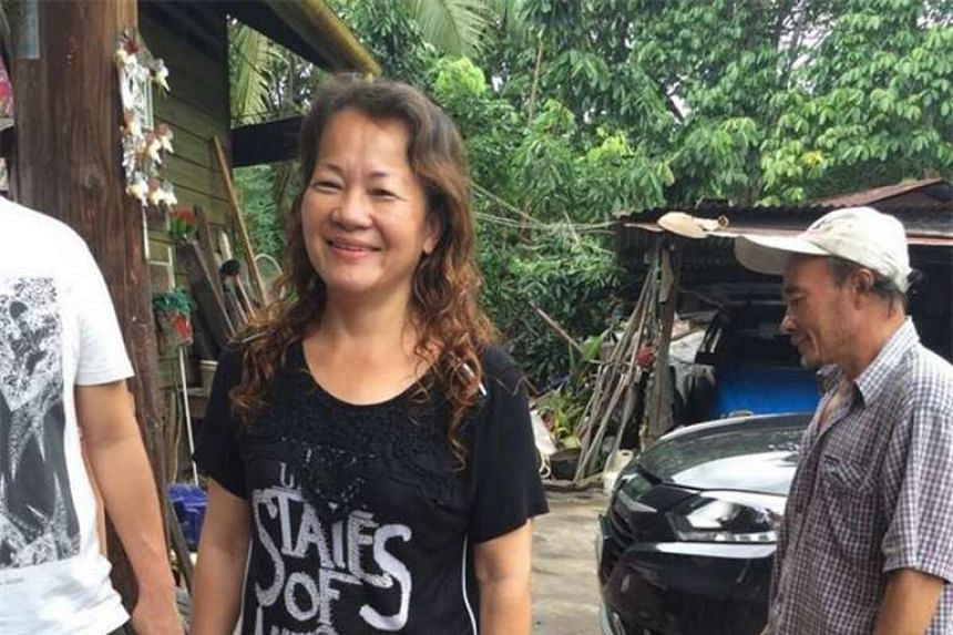 "Ms Thien Nyun Fun was released by Abu Sayyaf on Nov 8,2015 and is ""doing fine"", according to her son."