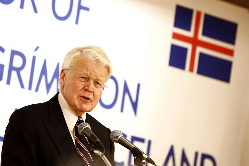 Iceland President Olafur Ragnar Grimsson will be in Singapore from Wednesday to Friday for a State visit.