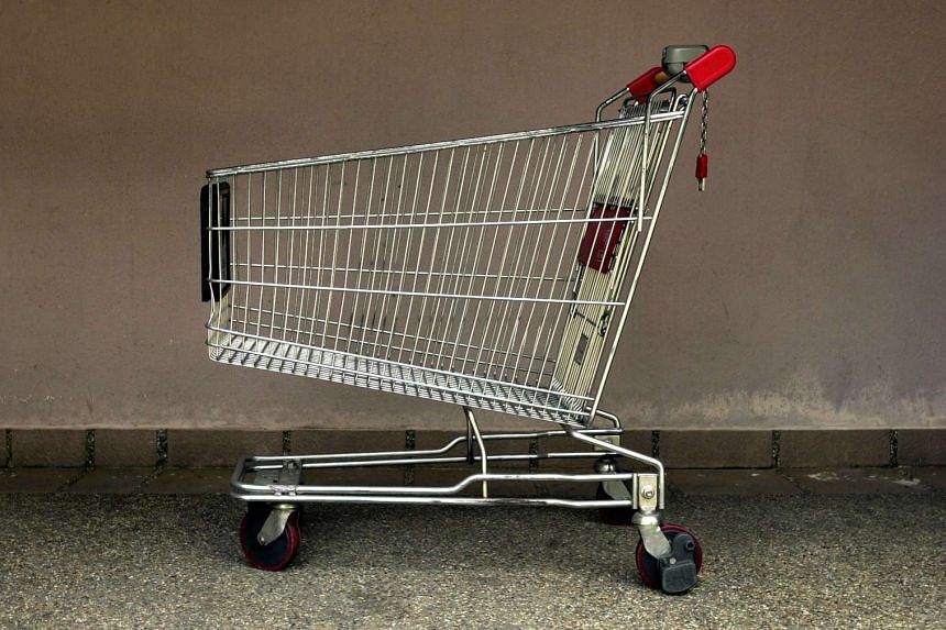 A Swedish man died and his friend was seriously injured on Tuesday (Nov 10) after they rode a shopping trolley down a steep Sydney road, reportedly travelling at 80kmh.