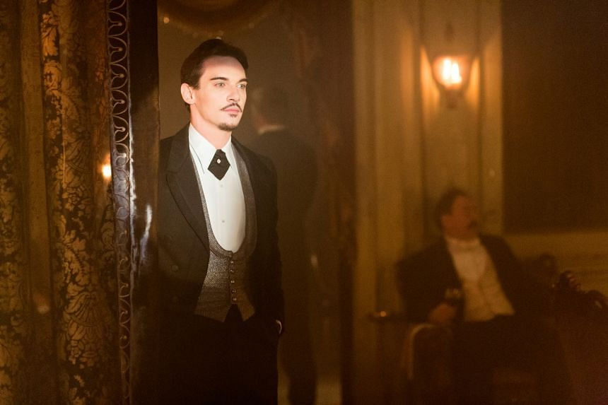 Jonathan Rhys Meyers in a scene from Dracula.