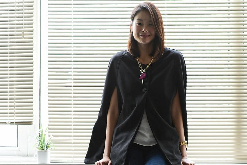 Nu Models' Sheila Sim (above) has talents such as celebrity stylist Keith Png in her stable.