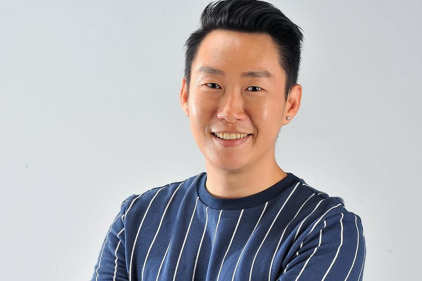 Nu Models' Sheila Sim has talents such as celebrity stylist Keith Png (above) in her stable.