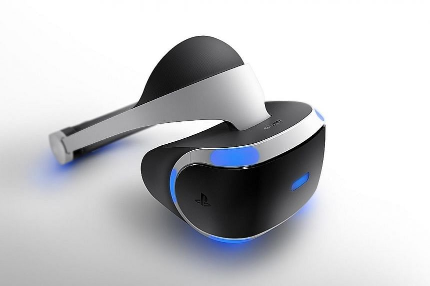Sony's new PlayStation VR headset will be on demo on Nov 13, the opening day of GameStart 2015.