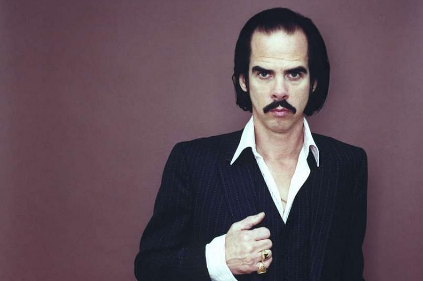 Nick Cave (above) was at the hearing with his wife, model Susie Bick.