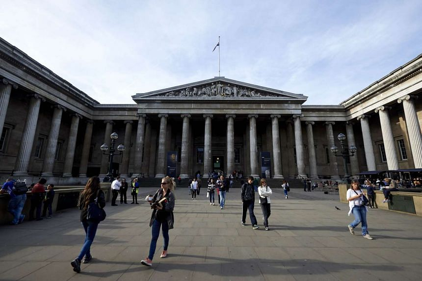 The British Museum's tie-up with Google will let visitors view thousands of the museum's priceless artefacts online.