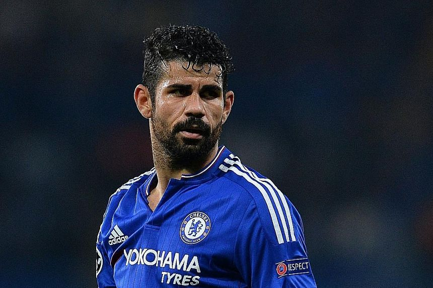 Diego Costa's discipline and poor form for Chelsea have not affected Spain coach Vicente del Bosque's assessment of him.