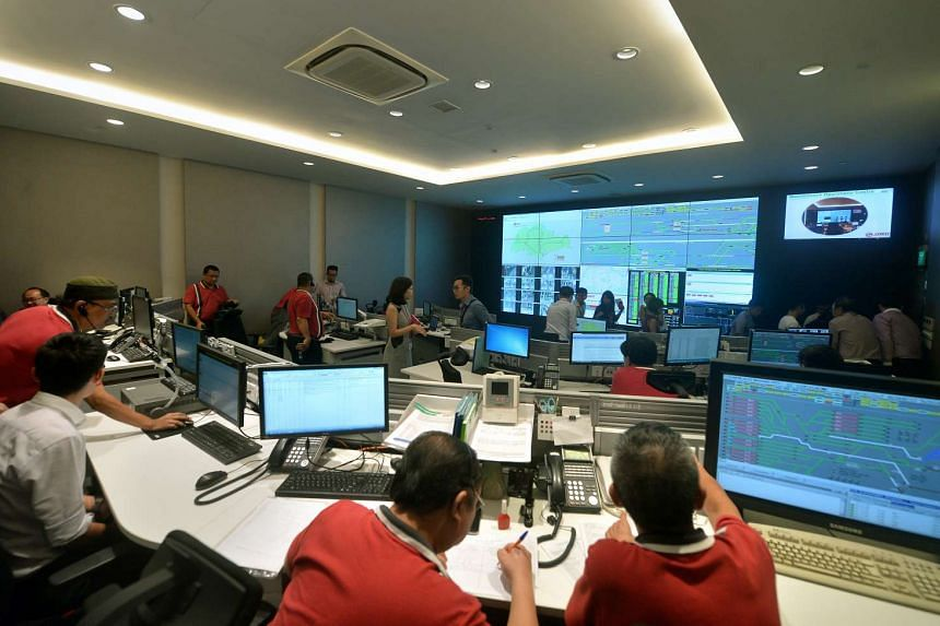 Train operator SMRT has launched an integrated maintenance operations centre that will coordinate its recovery efforts in the event of disruptions.