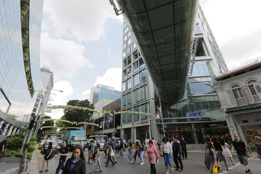The annual Christmas light up on Orchard Road will be launched on Nov 14, and will stay up till Jan 3.