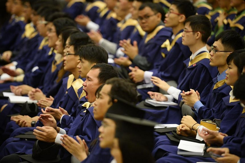 NUS placed 17th in the world for turning out employable graduates, up from 39th last year.