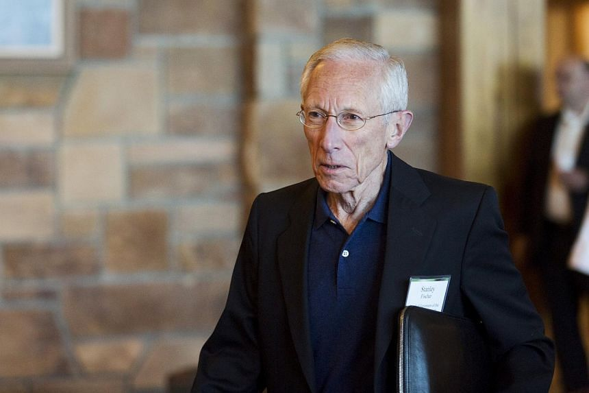 Federal Reserve Vice-Chairman Stanley Fischer attending the Jackson Hole Economic Policy Symposium on Aug 28, 2015.