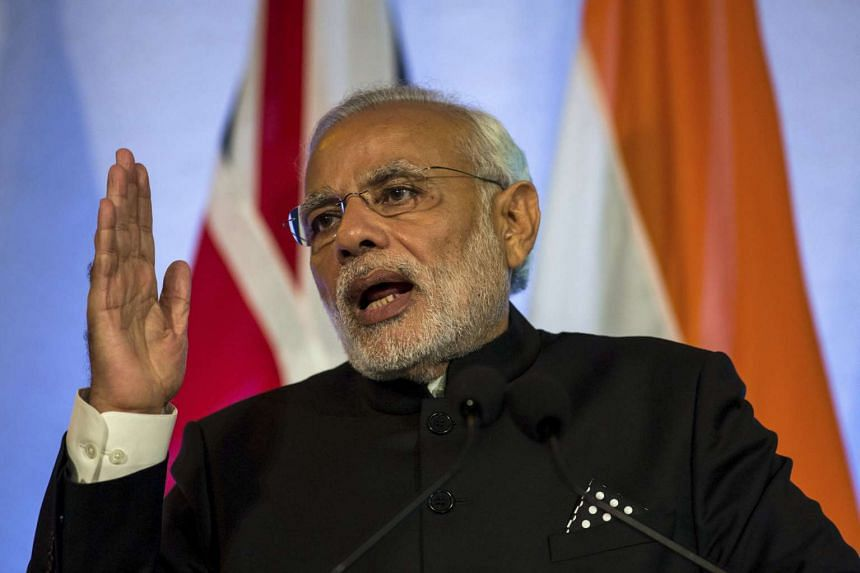 Senior leaders from India's ruling party are growing uneasy about an internal rebellion against Prime Minister Narendra Modi.