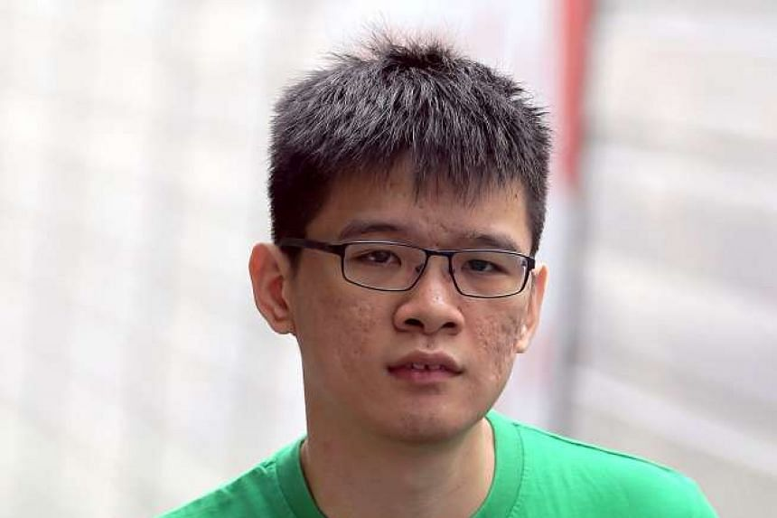 On Friday (Nov 13), Chew was sentenced to three years' jail after admitting to eight counts of causing hurt by means of poison.
