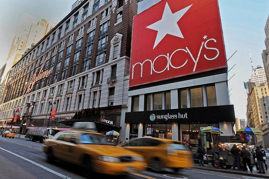Macy's has been under a restructuring and downsizing plan in the past year. It previously announced it would close between 35 and 40 stores early next year among about 800 in the United States.
