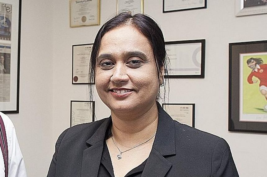 Parmjit Kaur, former chief operating officer of bar and dining chain Harry's International, was taken to court by the Ministry of Manpower.