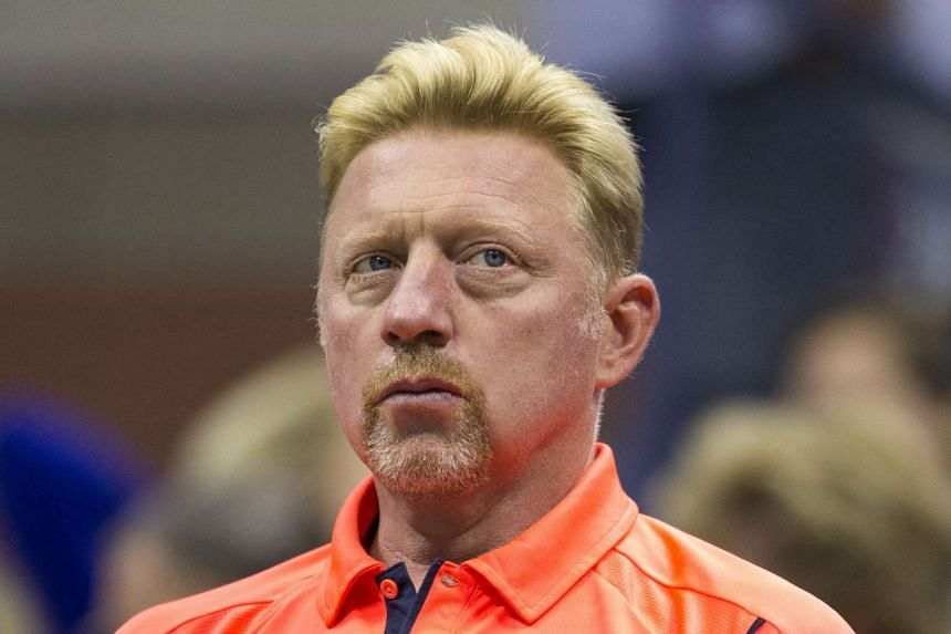 Becker lent his support to Franz Beckenbauer, who is under pressure over corruption allegations.