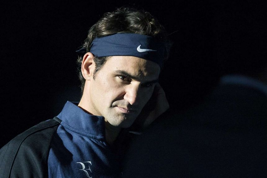 It surprises Federer that he's not routinely asked for a doping sample.