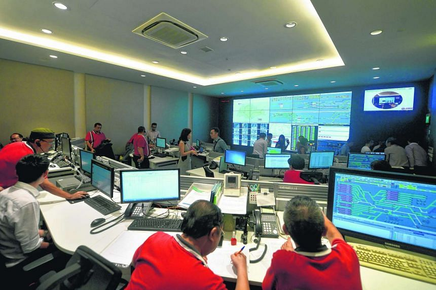 SMRT has launched an integrated maintenance operations centre to coordinate its recovery efforts in the event of disruptions.