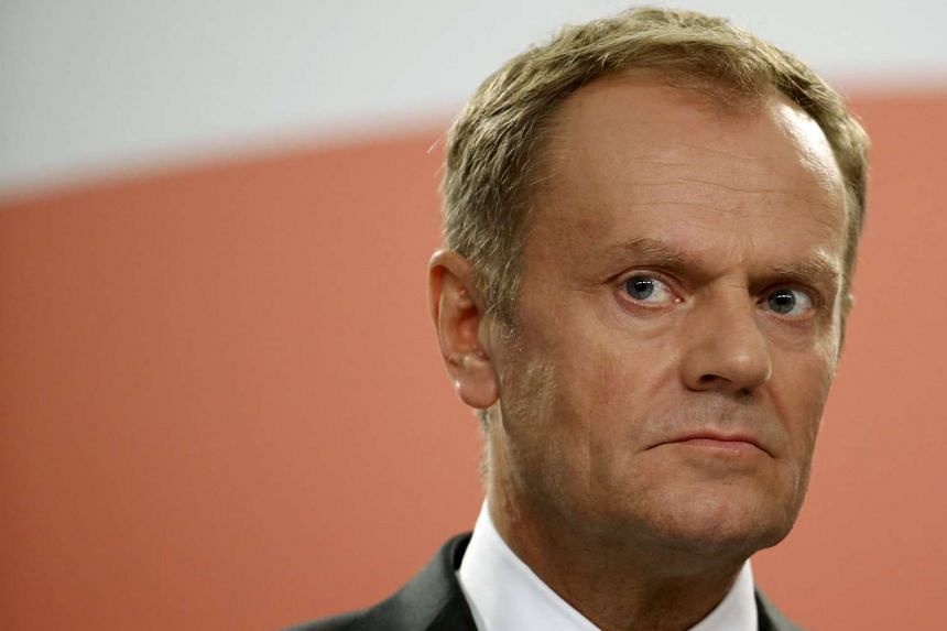 """Donald Tusk warned it would be """"very, very tough"""" to reach a deal on reforms."""