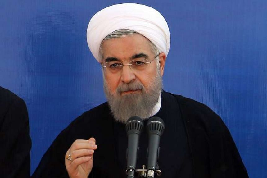 Iranian President Hassan Rouhani on Saturday (Nov 14) cancelled his visit to Italy and France.