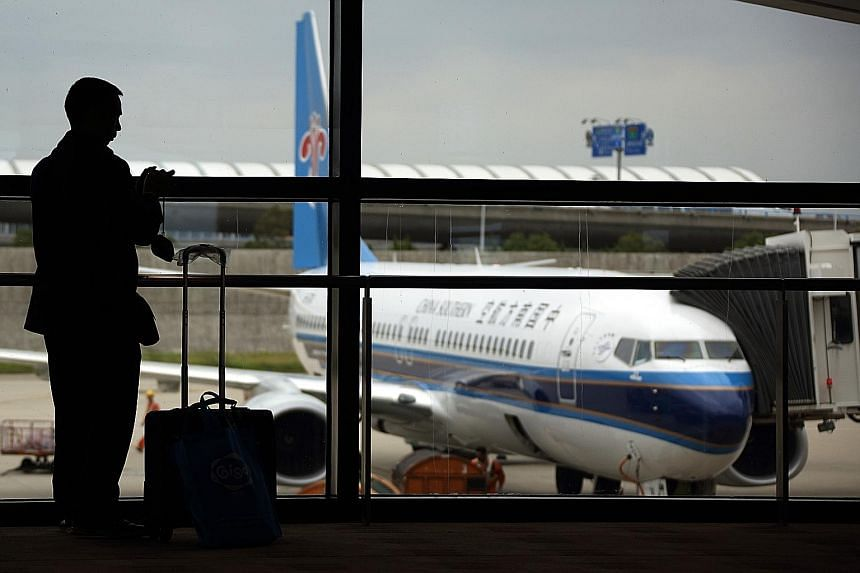 Lower contributions from the Shanghai Pudong International Airport Aviation Fuel Supply Company - due to lower refuelling sale prices - reduced profits from China Aviation Oil's associated companies. The share of profits from these companies fell by