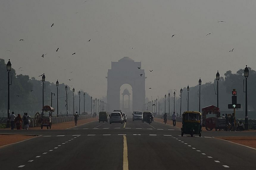 The World Health Organisation has called Delhi the most polluted city in the world, a contention rejected by the Indian government.