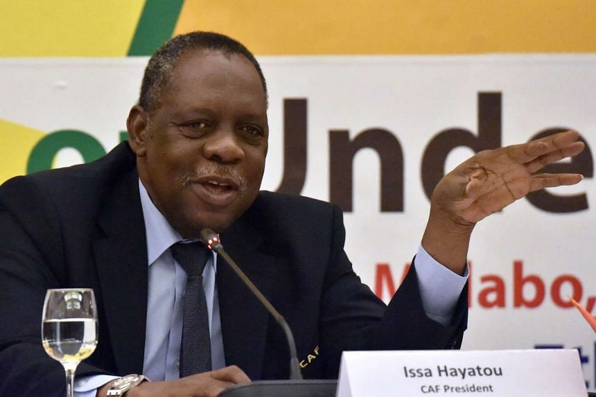 Hayatou will continue to fulfil his role as acting Fifa president.