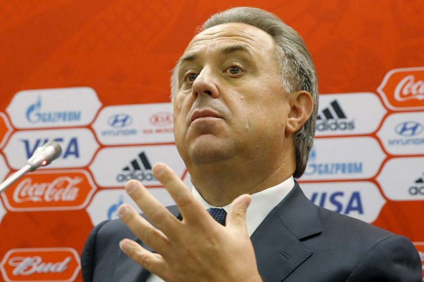 Mutko said Russia is ready to do whatever it takes to avoid being suspended from competition.