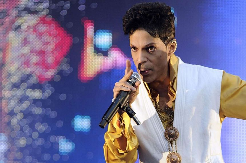 Prince (above) abruptly postponed ticket sales for a highly anticipated European tour.