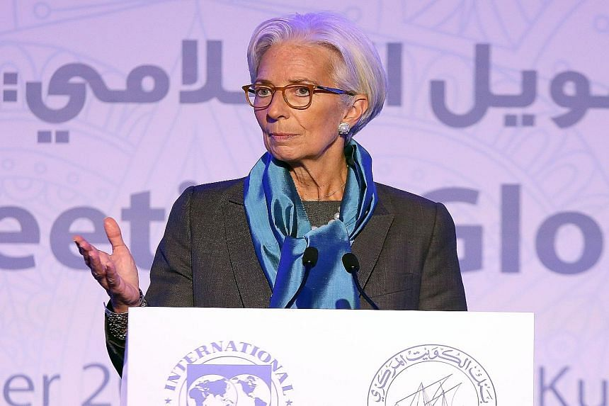 """IMF experts ruled Beijing had addressed """"all remaining operational issues"""" required for SDR inclusion, said Ms Lagarde."""