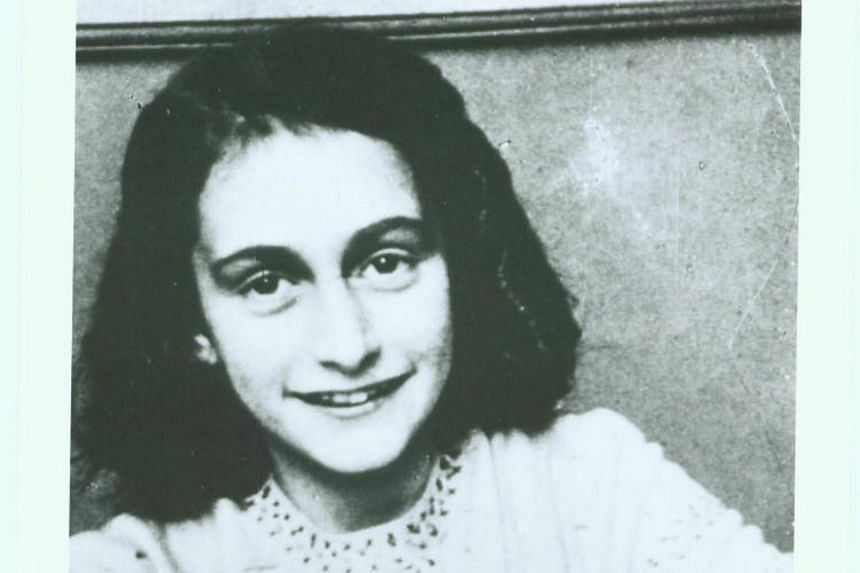 Anne Frank aka Annelies Marie was Otto Frank's younger daughter and often a subject in her father's photographs, along with her sister Margot and mother Edith.
