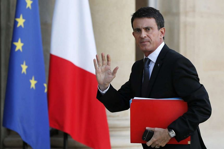 French Prime Minister Manuel Valls said the French intelligence services had prevented several attacks since the summer and the police knew other attacks were being prepared in France and the rest of Europe.