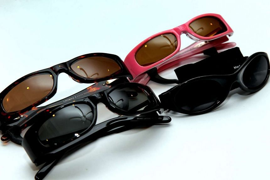 Latest police statistics show that there were 28 cases of sunglasses theft at retail outlets in Orchard Road in the first half of this year.
