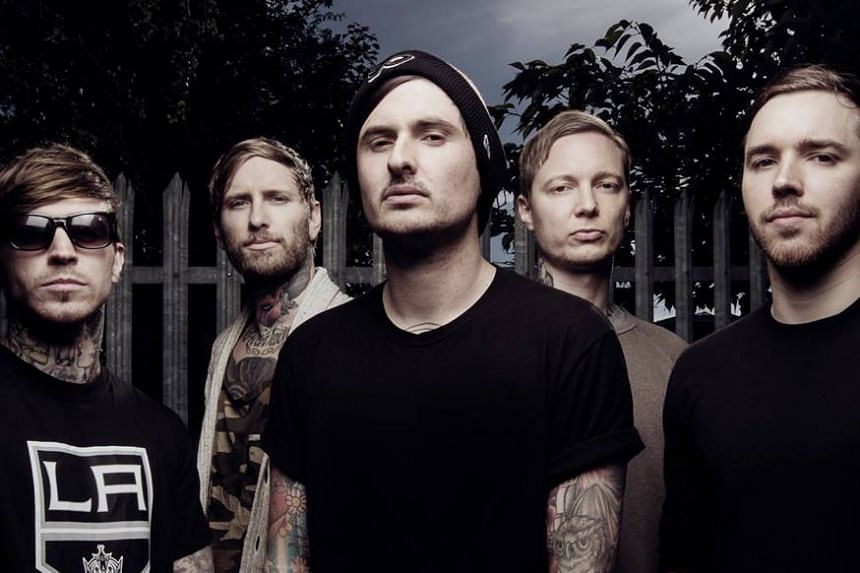 Australian metalcore band I Killed The Prom Queen has been released from a Malaysian immigration detention centre.