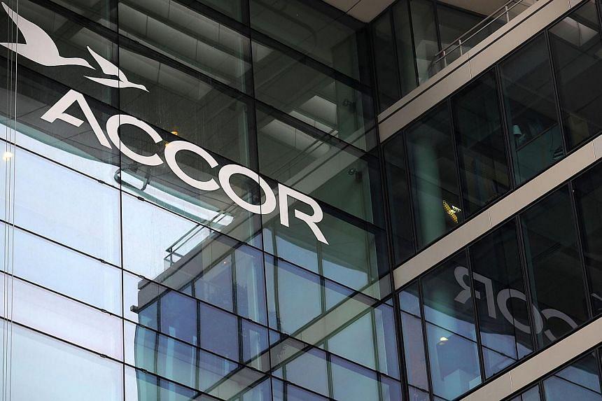 Accor headquarters in Paris, France.