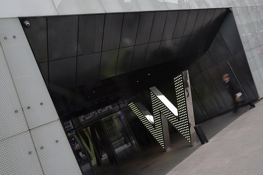 The W London hotel, owned by Starwood Hotels, in Leicester Square in central London. Marriott International beat other suitors, including at least three Chinese companies and Hyatt, to buy the hotel group.