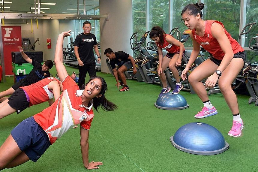 The partnership will support the long-term development of Team Singapore's athletes for the 2016 Rio Olympic Games and the Youth Olympic Games, Asian Games and Commonwealth Games in 2018.