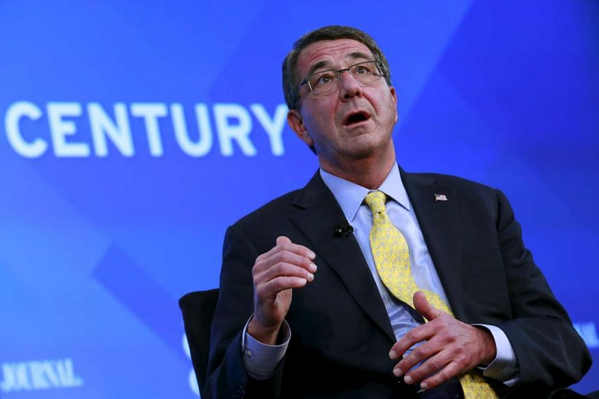US Defense Secretary Ash Carter discusses on Charting Global Security in the 21st Century at the Wall Street Journal CEO Council 2015 annual meeting.